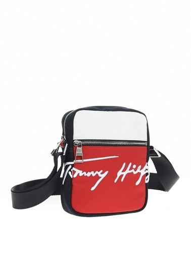 Tommy Hilfiger Messenger / Askılı Çanta Renkli